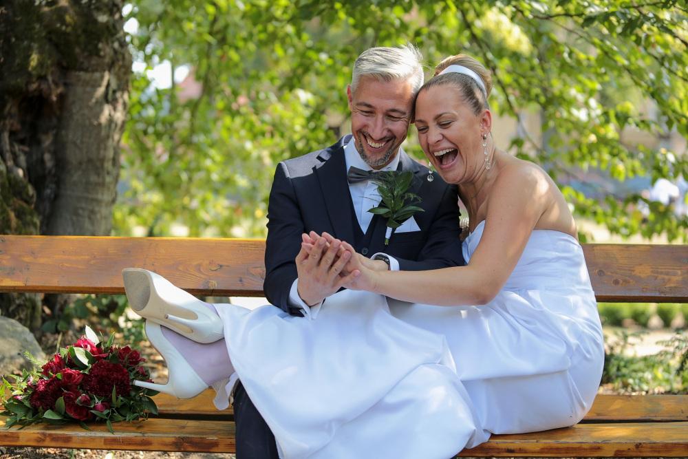 svatba Zruč