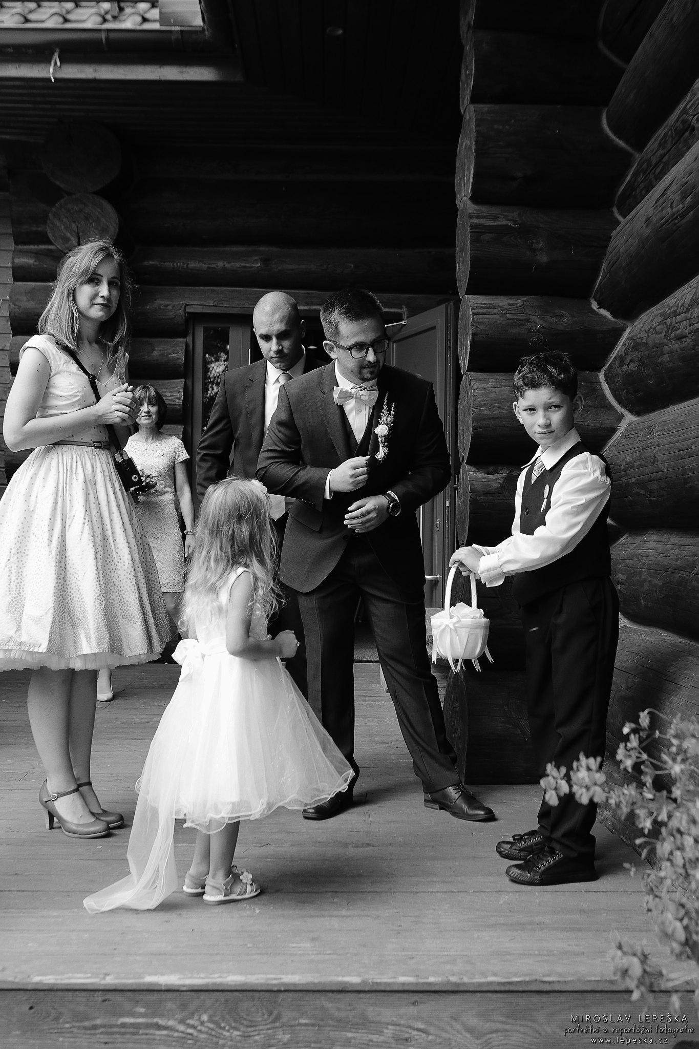 svatebni fotografie