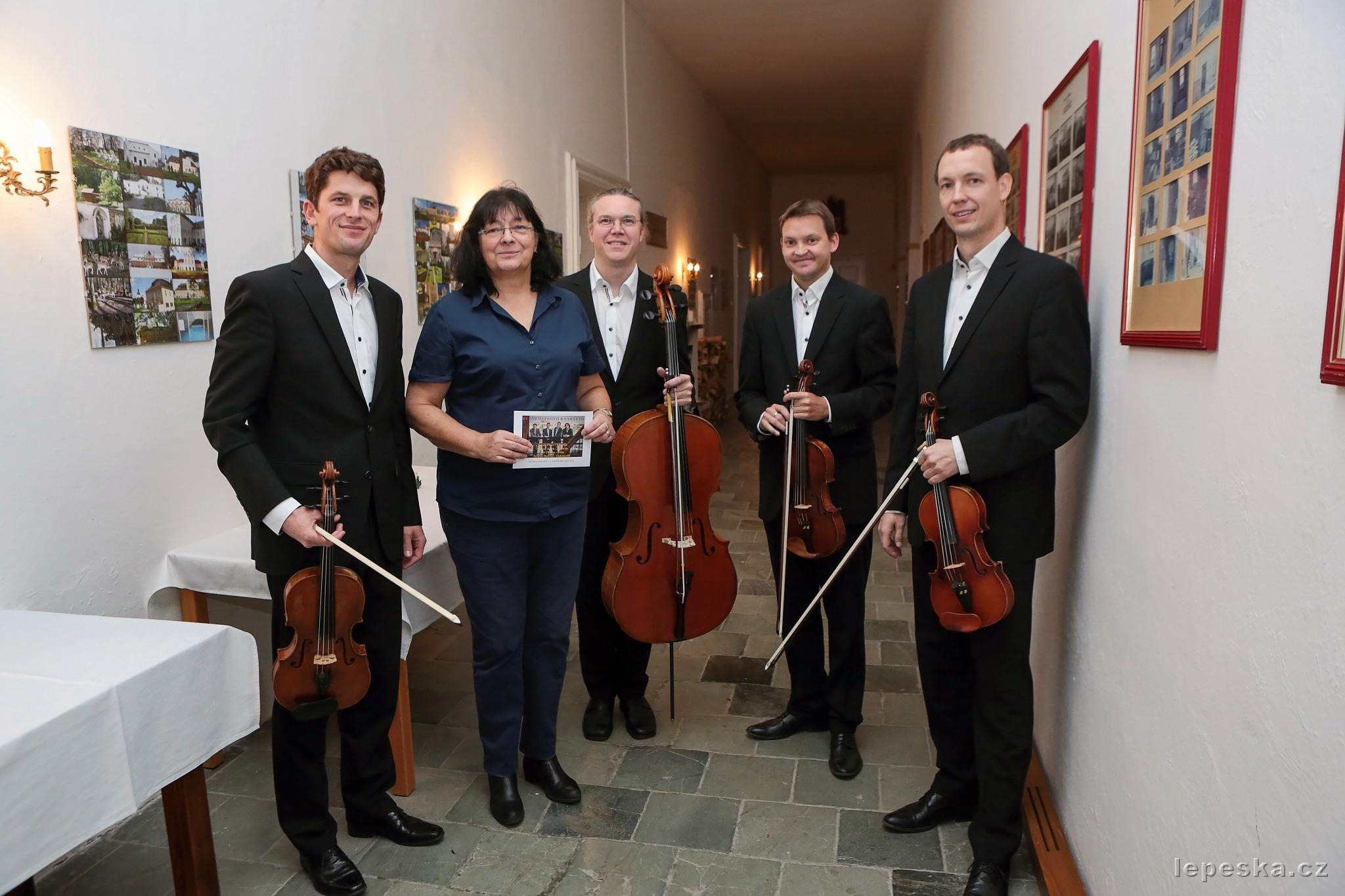 #bennewitz quartet