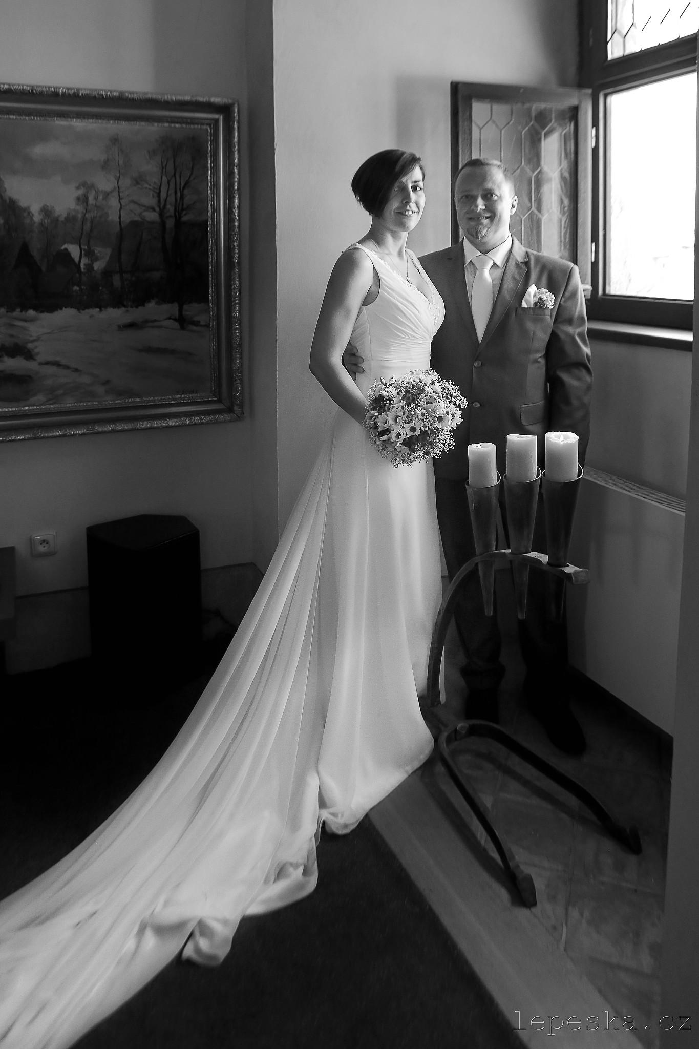 Tvrz Golčův Jeníkov - svatební obřady