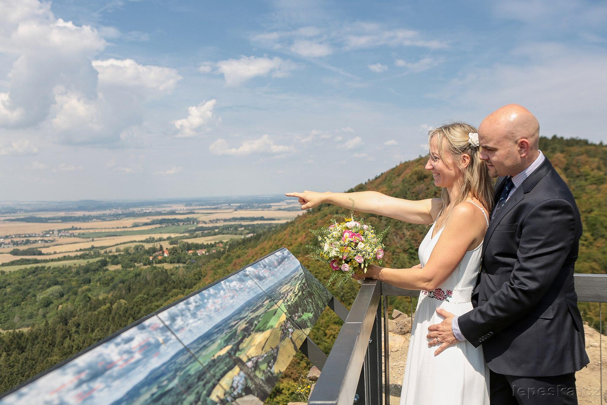 svatební fotograf Lichnice