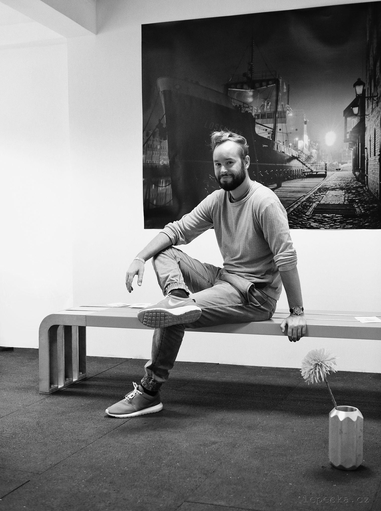 Michal Strach designer