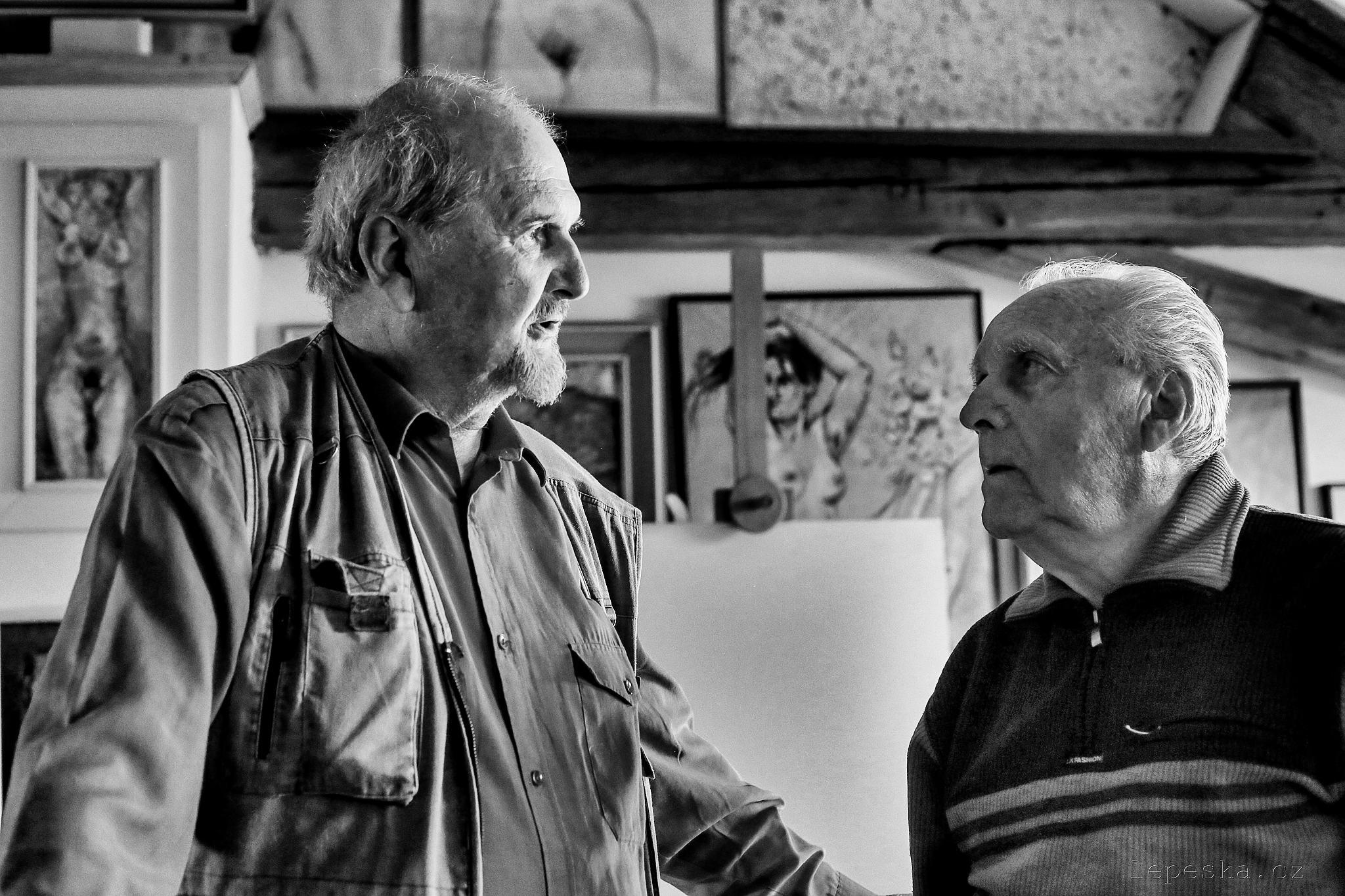 F. Tesař a Z. Sejček