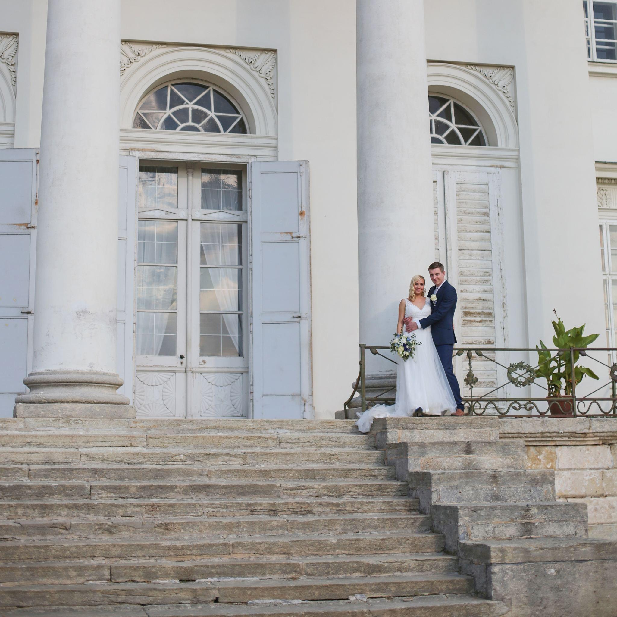 svatba Zámek Kačina
