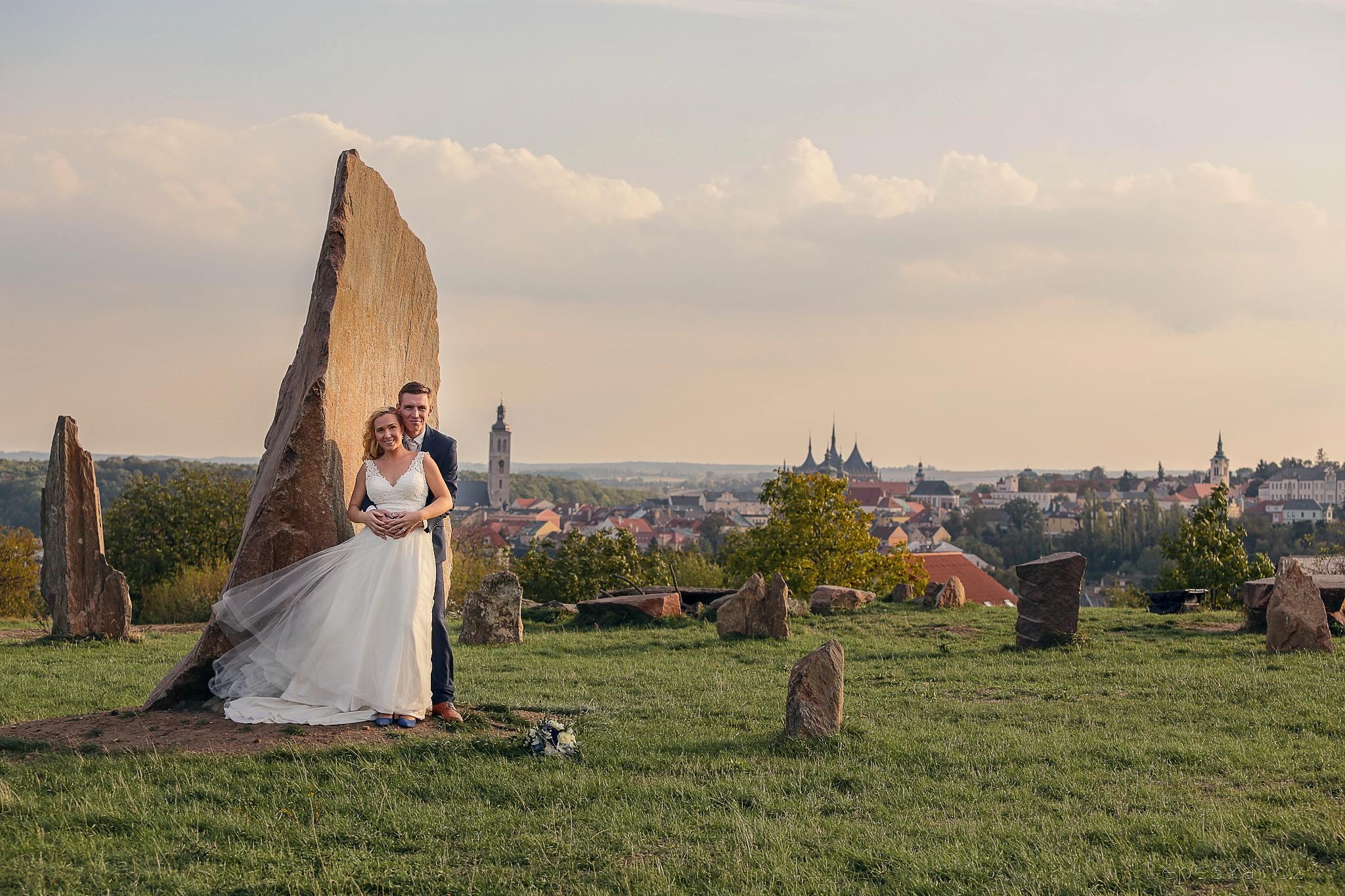 svatební fotograf Zámek Kačina svatba Kutná Hora